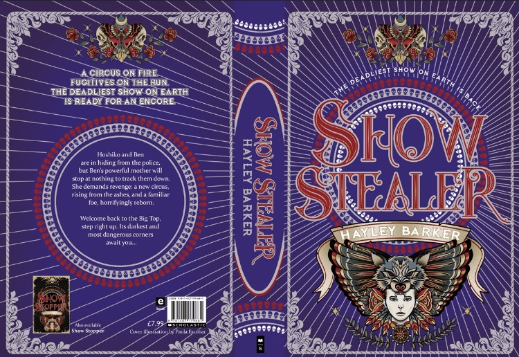 Show Stealer Cover Reveal